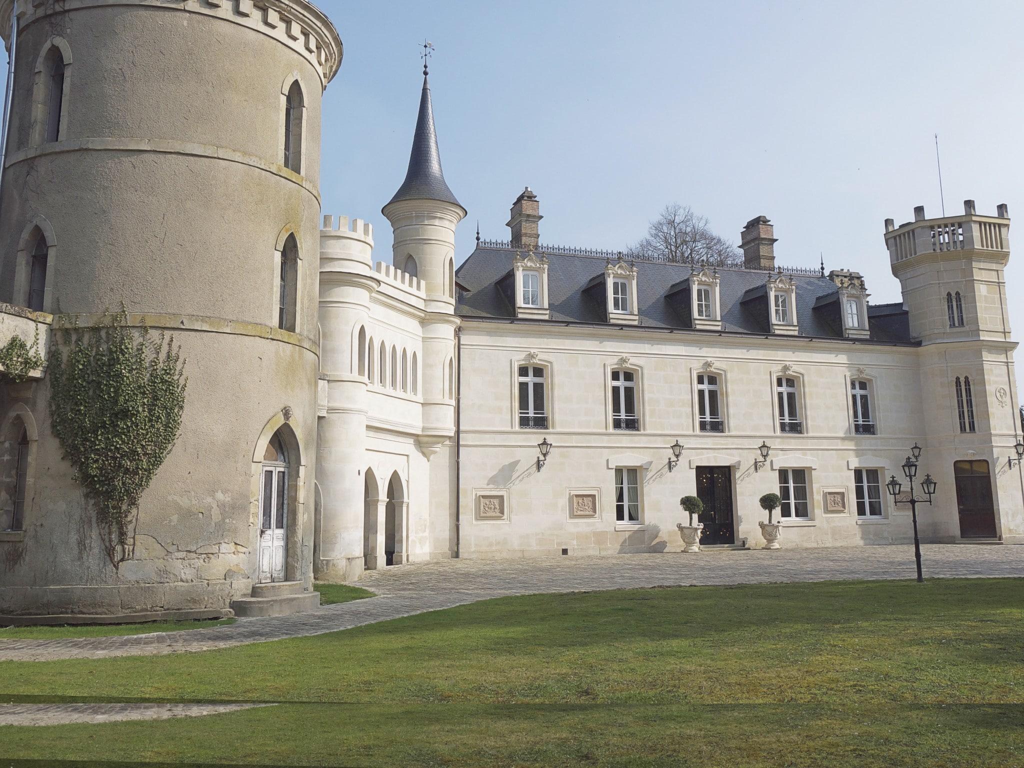 Le château de Breuil