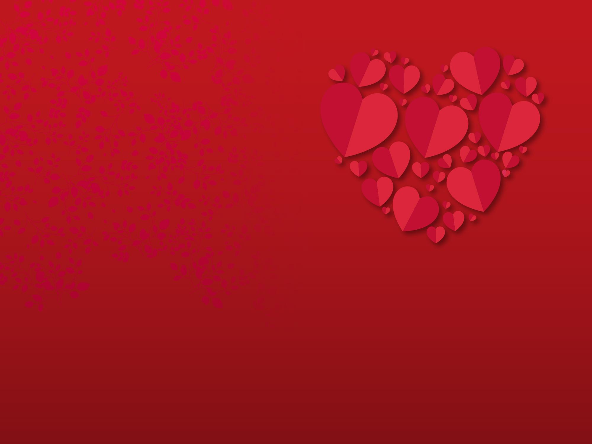 Le Menu de la Saint-Valentin